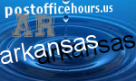 Arkansas post offices