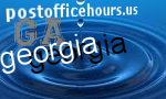 postoffice Georgia-