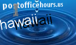 postoffice Hawaii-