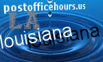 postoffice louisiana-