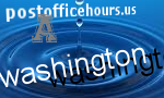 postoffice Washington-