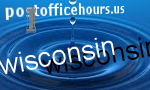 postoffice Wisconsin-
